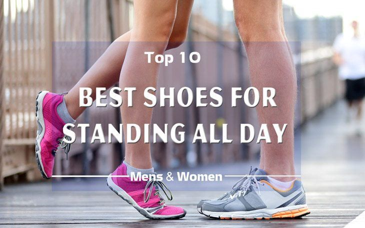 best shoes for standing women