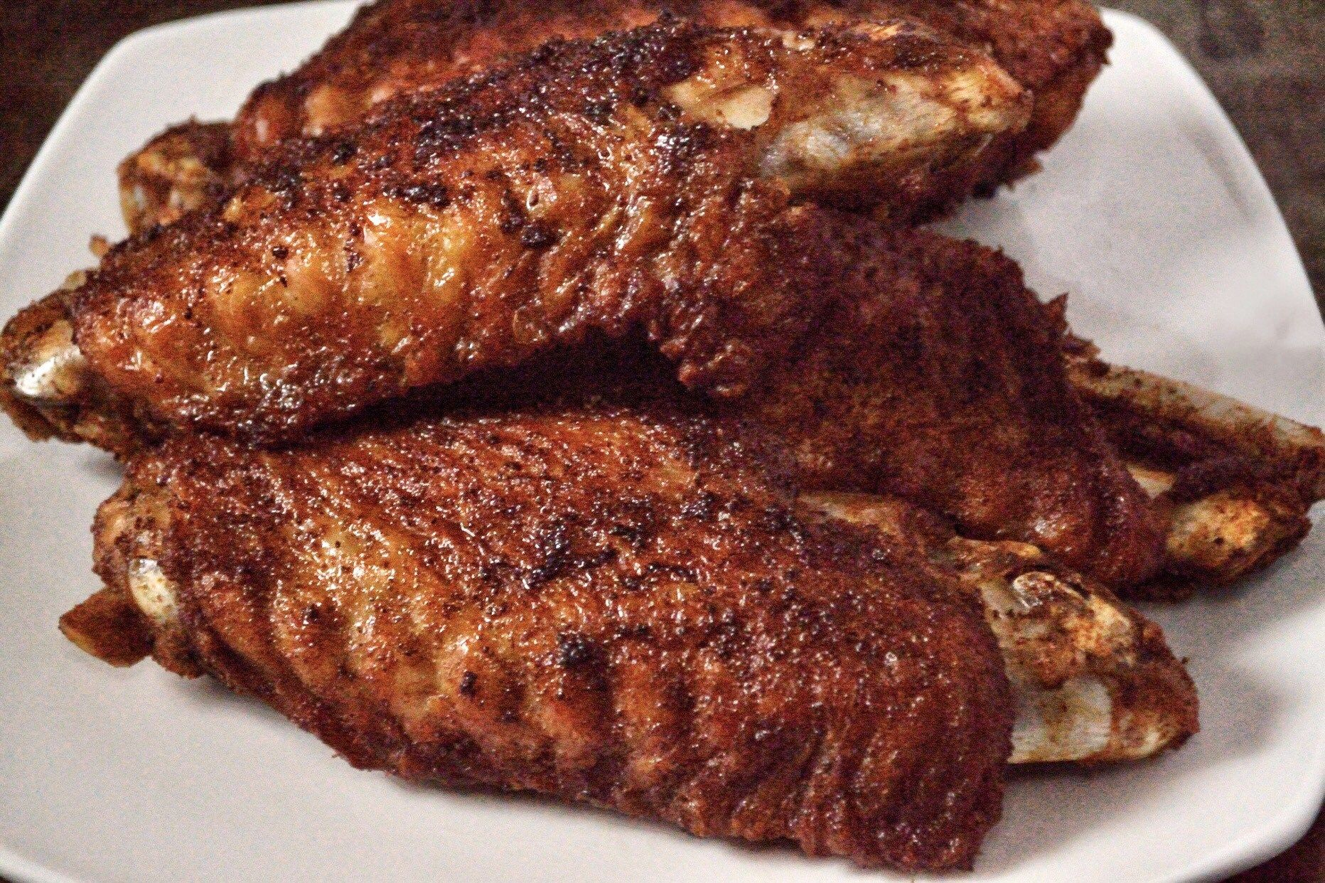 Photo of Cajun Fried Turkey Wings Recipe – Coop Can Cook