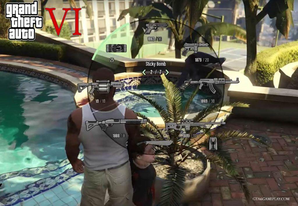 GTA 6 Map GTA 6 Map
