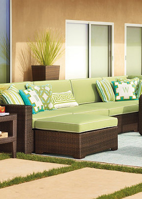 Bold Bright Colors Will Create A Gorgeous Modern Style For Your Outdoor  Furniture.