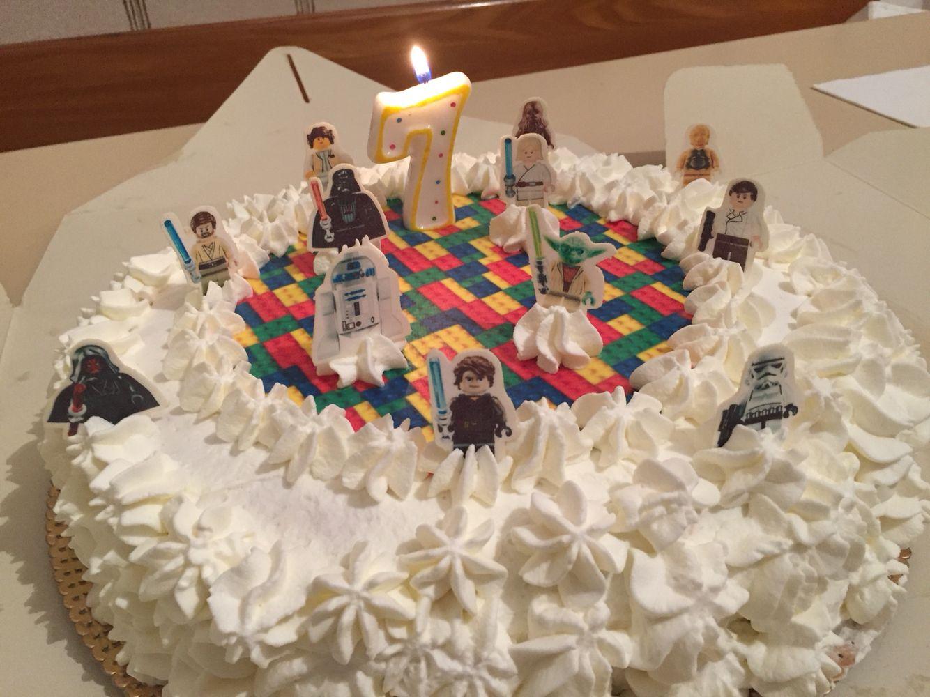 Torta Compleanno Con Personaggi Lego Torta Compleanno
