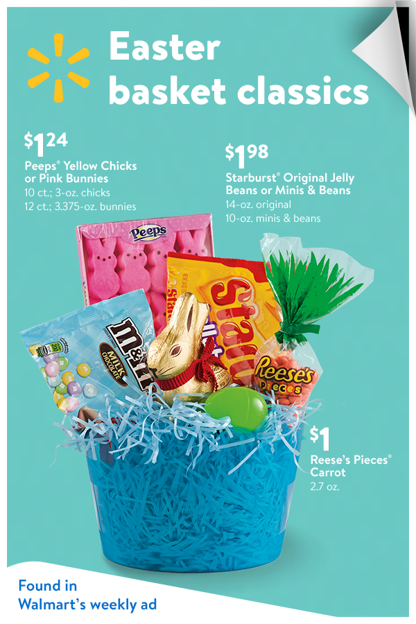 Make This Easter Morning One To Remember With Walmarts Weekly Ad