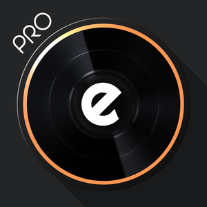 edjing Pro DJ Music Mixer Mix with Soundcloud, Deezer