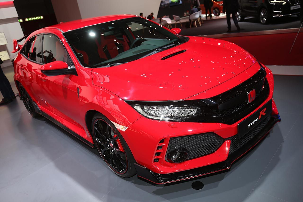2017 Honda Civic Type R will debut in the United States