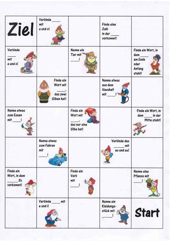 Spiele englischunterricht kennenlernen