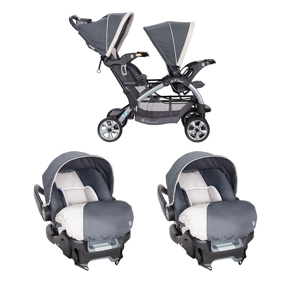 Free 2day shipping. Buy Baby Trend 5 Point Harness Double