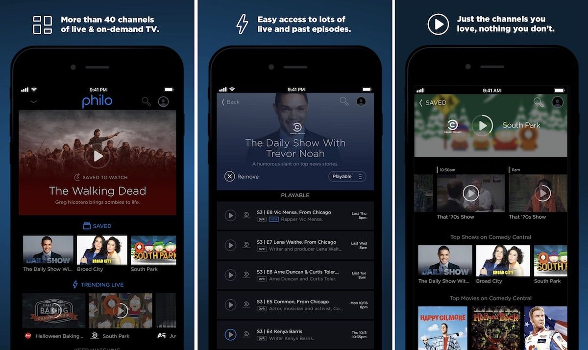 LowCost Streaming Service Philo Coming to Apple TV This