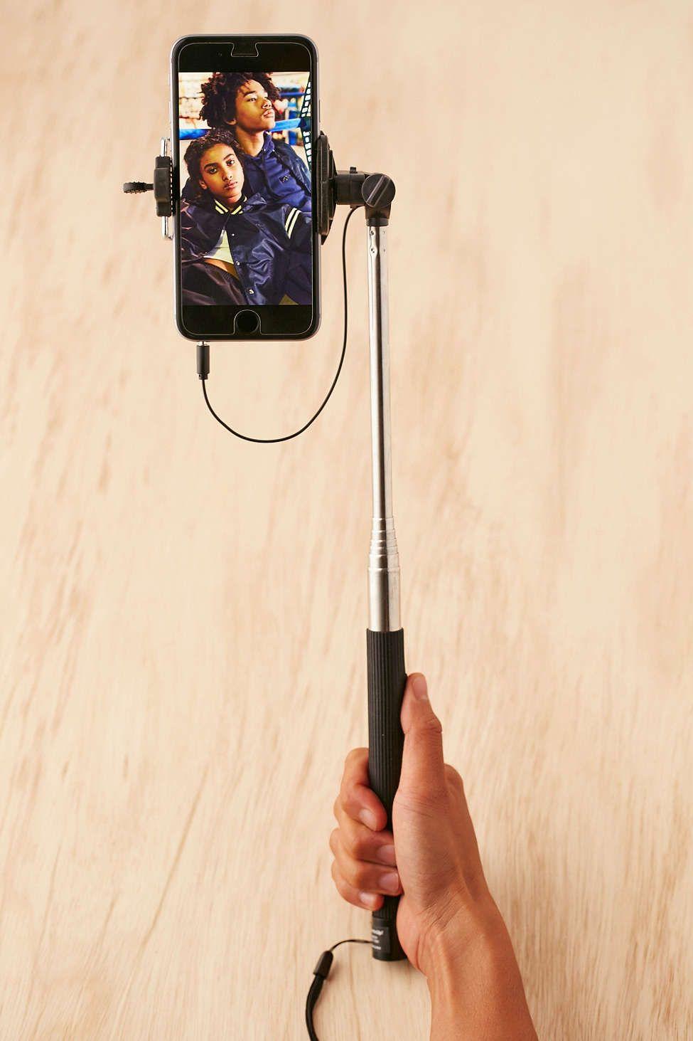 Selfie Click Stick Tech gifts, Selfie stick, Nail salon