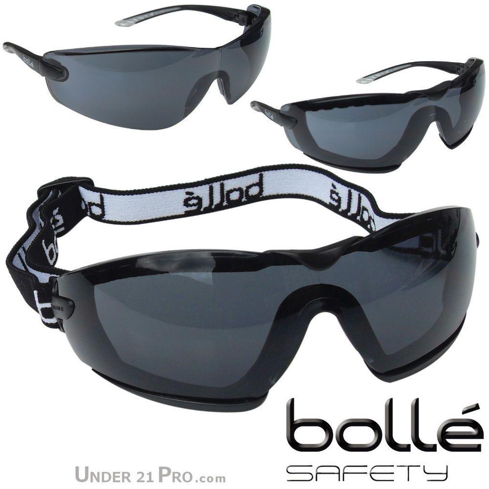e00ffe9778 Bollé COBRA Lunettes Masque de protection sport soleil squash surf moto  quad ski
