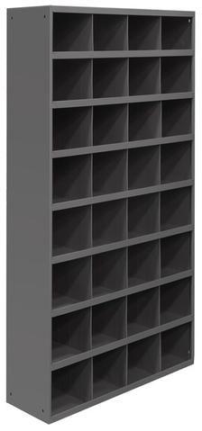 Best Model 725 95 12 Inch Deep 32 Bin Tall Cabinet Tall 640 x 480