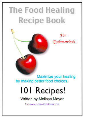 Cure endometriosis nutrition health nutrition pinterest got the book yet endo girl forumfinder Images