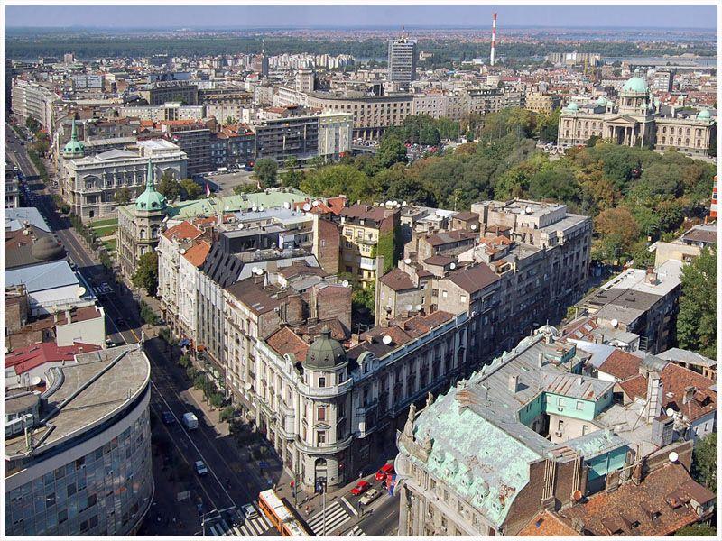 Old Belgrade Belgrade Serbia Serbia And Montenegro Serbia
