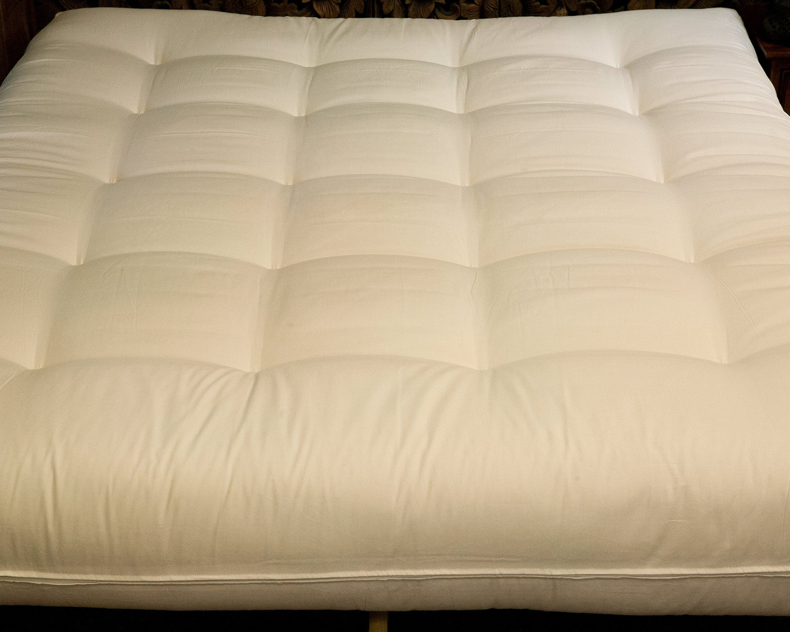 cotton cloud futons alberta style deluxe cotton and foam core
