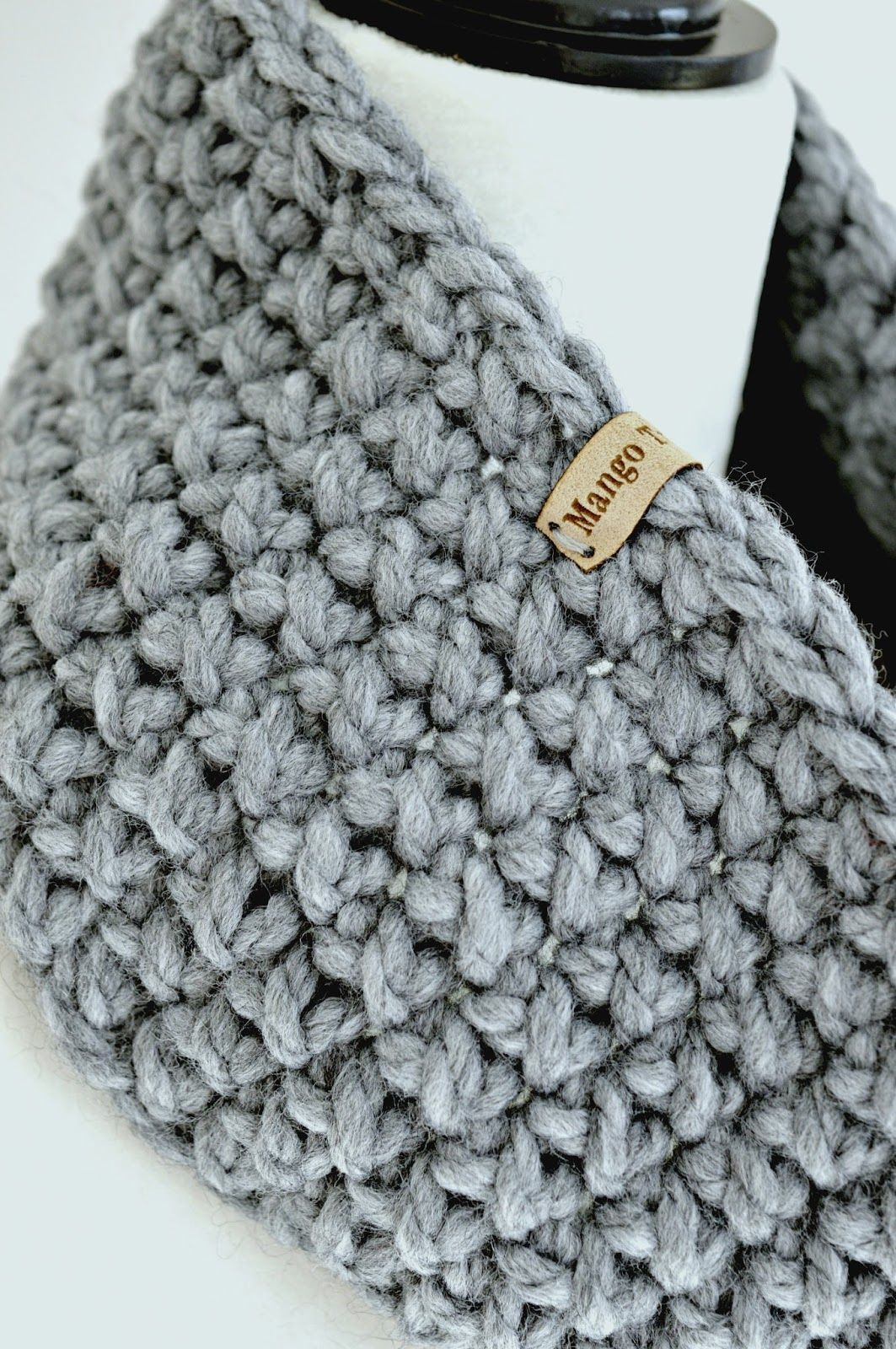 15 Easy Chunky Crochet Cowls To Keep You Cozy And Warm Scarves