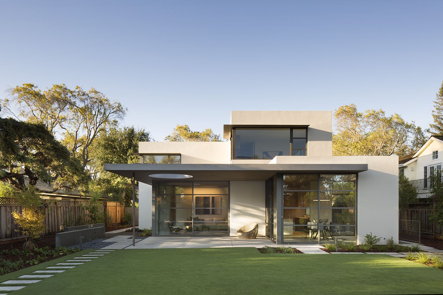 The Lantern House Iarch House New Homes Modern House Exterior