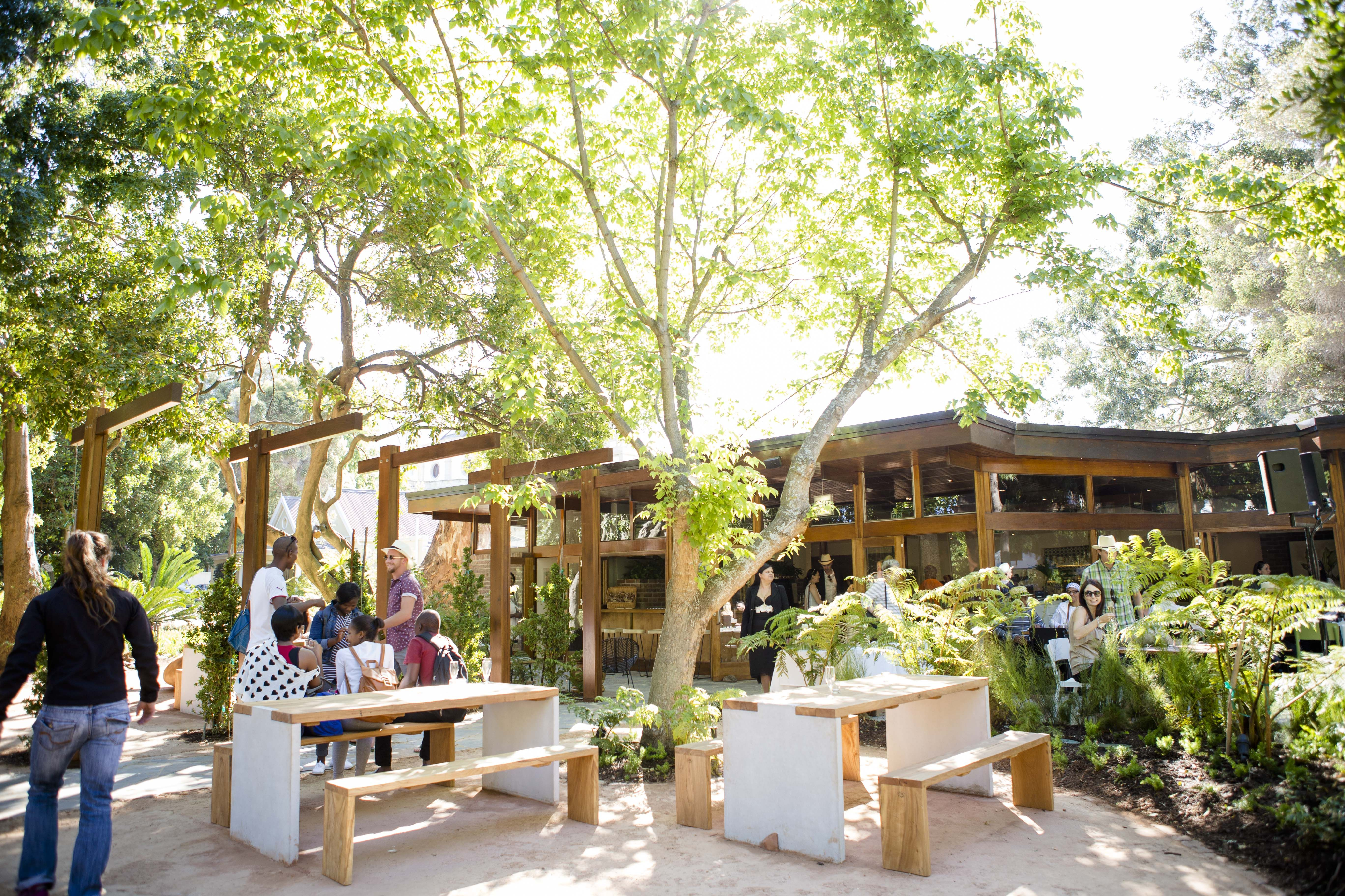 Company Gardens, Cape Town, South Africa. Brunch Or Lunch For Adults U0026  Hours Of Fun For Kids At The Company Gardens Restaurant.