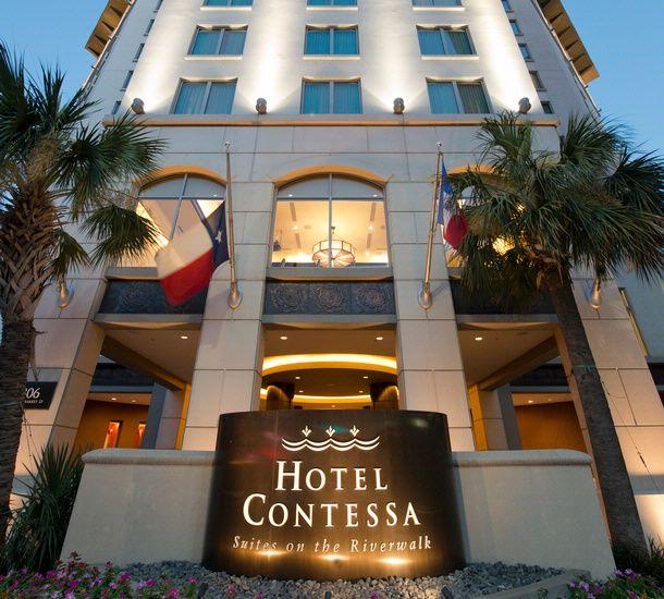 San Antonio Hotel Photos Videos Hotel Contessa Texas San Antonio Hotels San Antonio Riverwalk Hotels Hotel