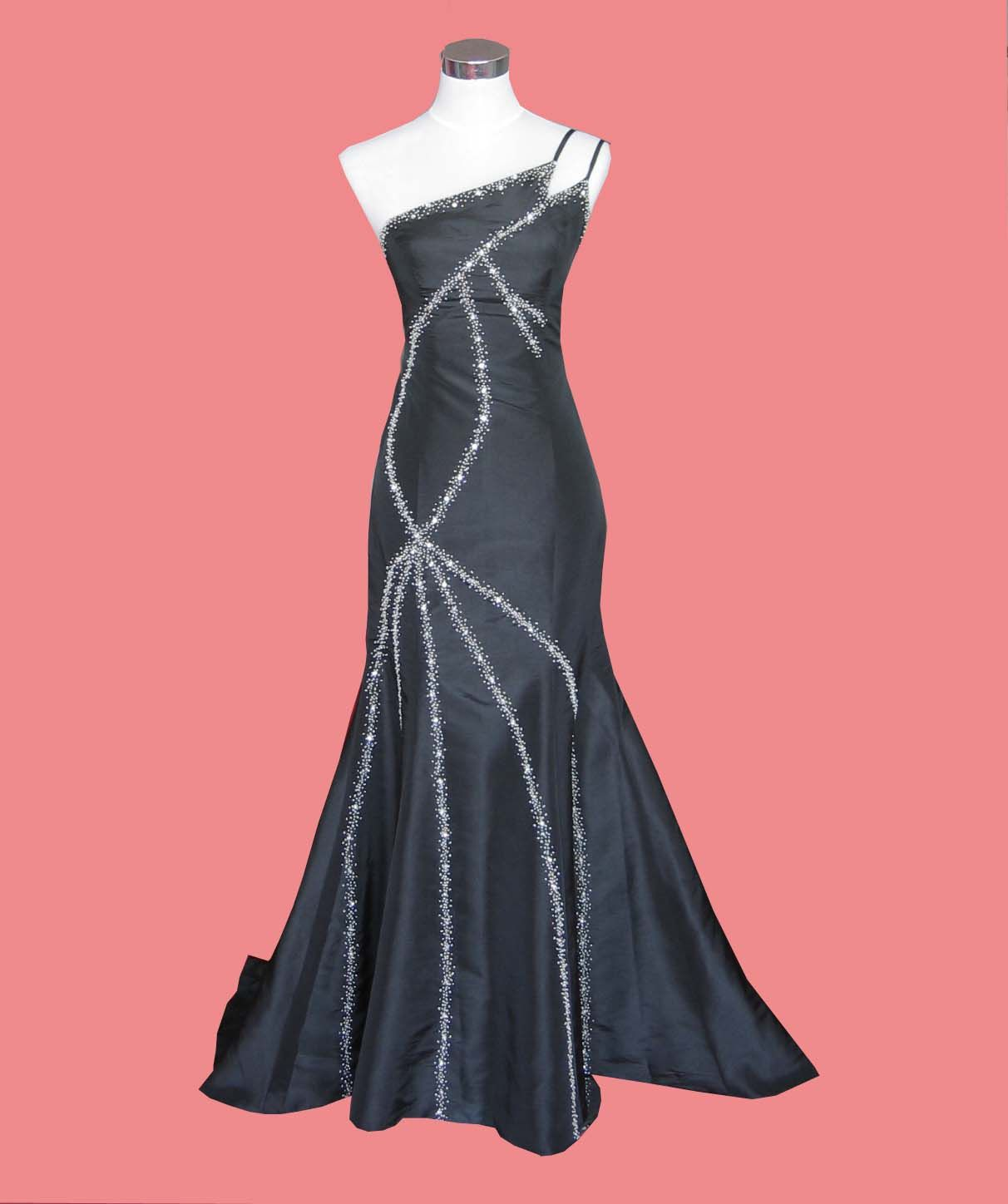 Dresses black strapless style evening dresses new trends fashion