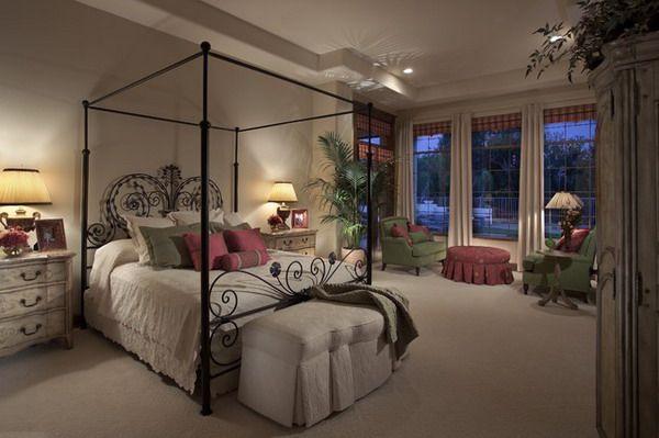 Warm Master Bedroom master bedroom ideas with metal bed frame1 remodeling master
