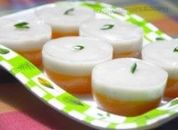 Resep Kue Talam Ubi Ncc Indonesian Desserts Asian Desserts International Desserts
