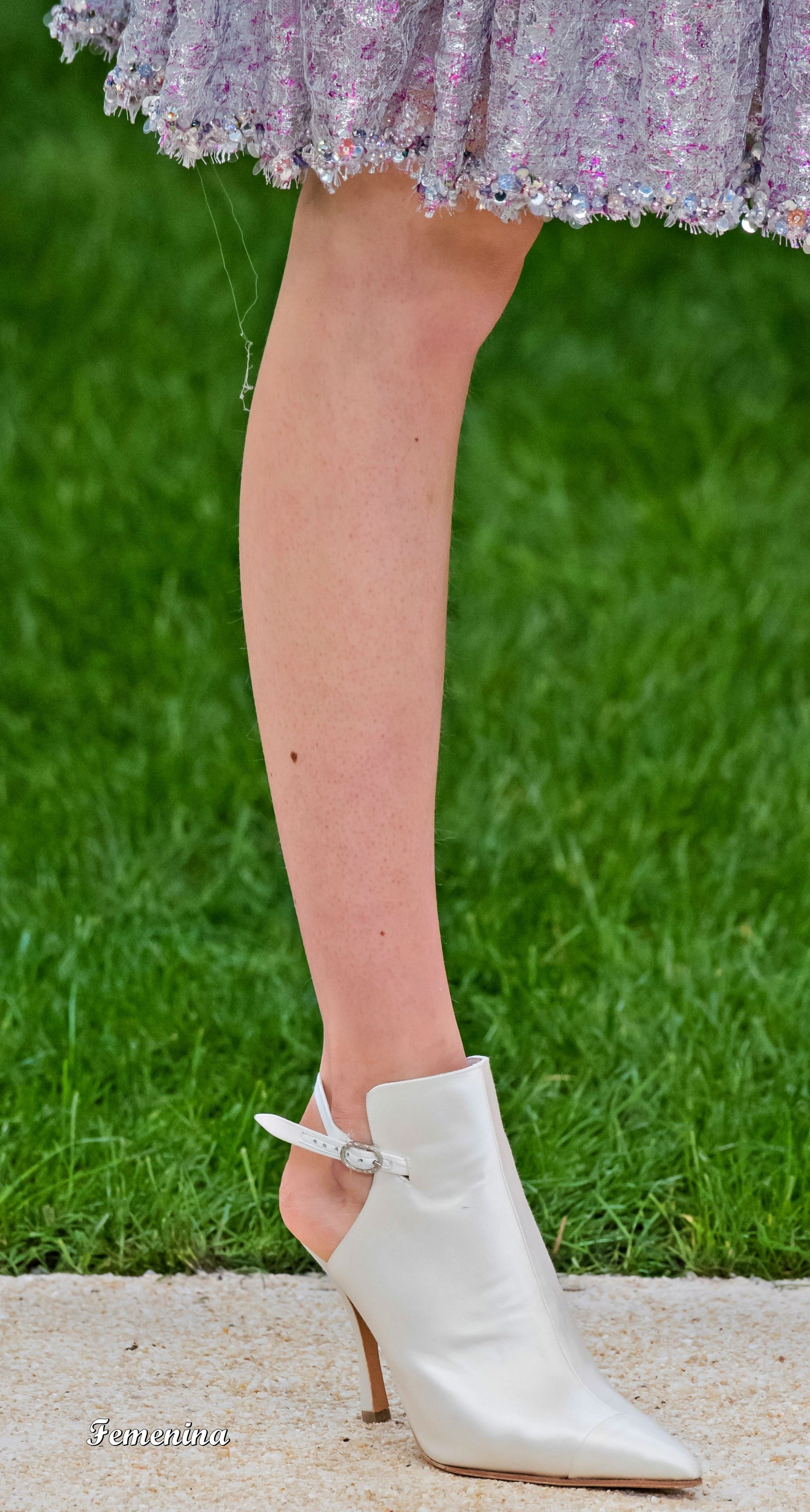 c75a3214 Chanel Spring/Summer 2019 Couture -Detail #shoes | Future fashion ...