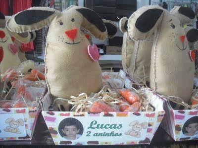 Decoração de Festas By Catia Lins: Decoração de Páscoa