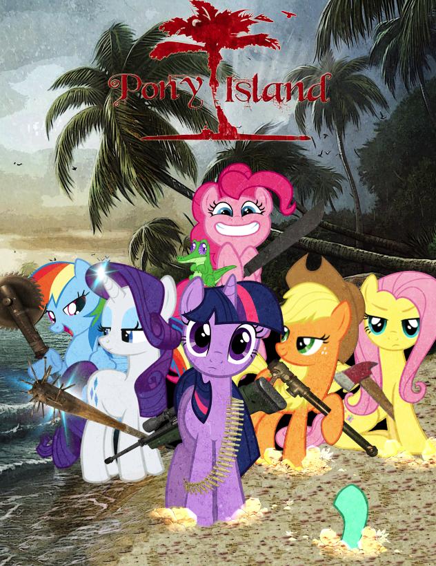 Dead Pony Island By Jarredspekter On Deviantart Mlp My Little