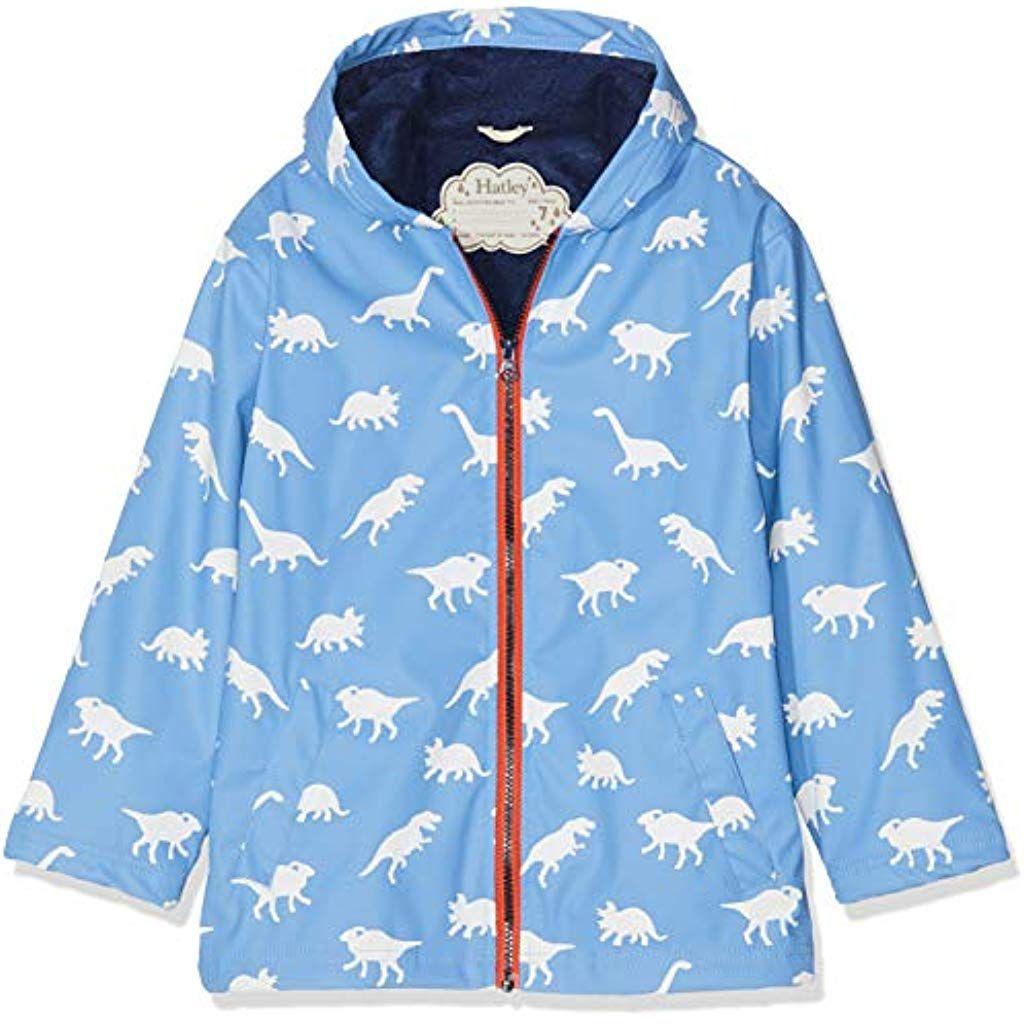 Hatley Jungen Splash Jackets Regenjacke