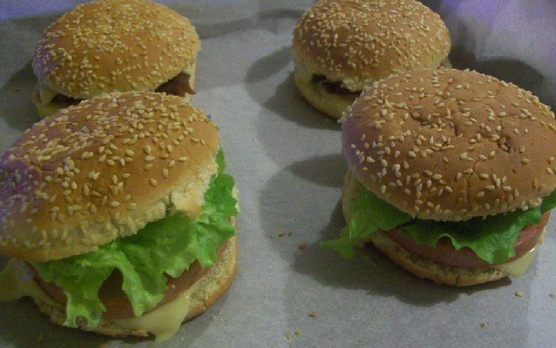 cena stile fast food :)