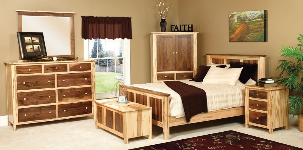 amish furniture bedroom sets - interior paint colors for bedroom