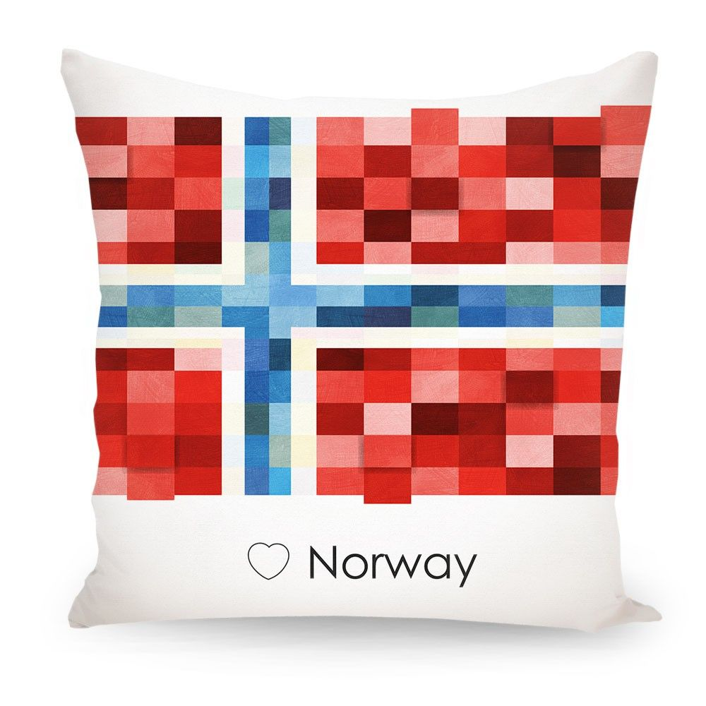 Pillow norway flag pillow pinterest flags norway and pillows