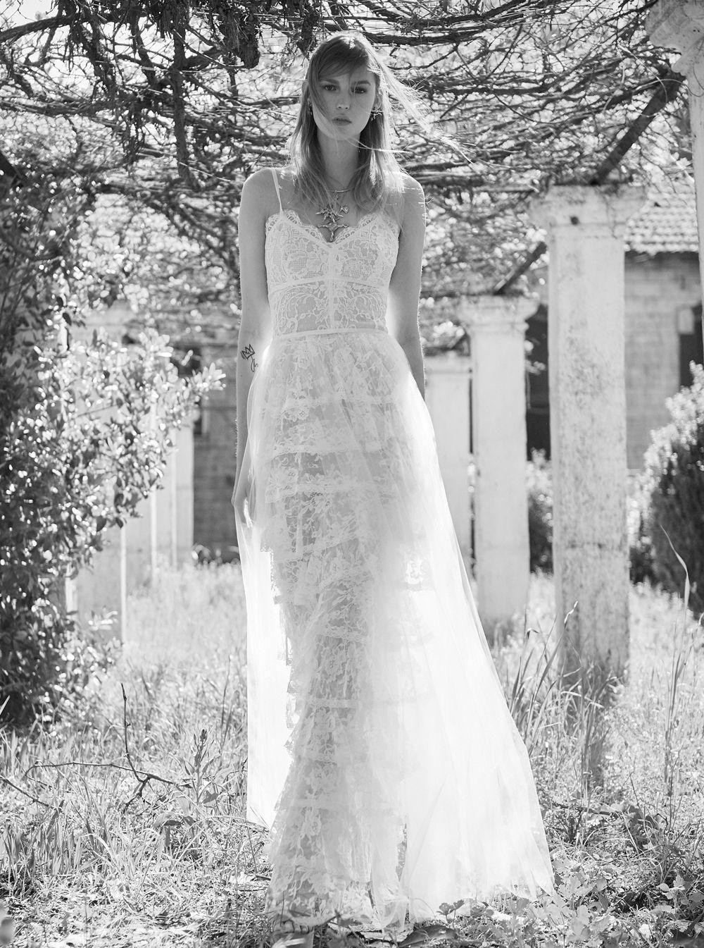 Costarellos bridal spring collectionucbr uebr ucbr ueflair