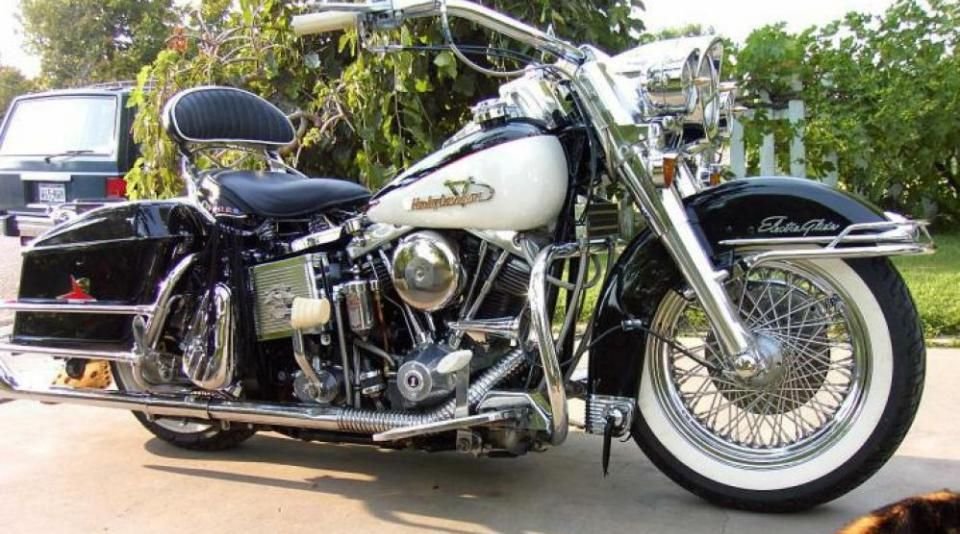 1980 Harley FLH Shovel Head | Harley Davidson | Amf harley
