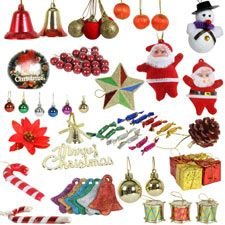 Christmas Special Sale!! Buy Christmas Special products like Christmas trees, Bells, Gifts, Stickers, Decorative Items and much more.. for best Price in India. Order Today!!