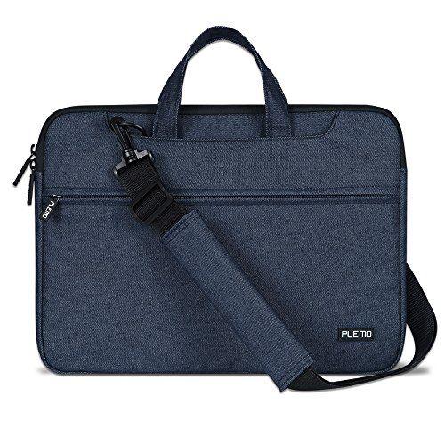 etc. 15 Messenger Bag with shoulder strap fabric satchel for Laptop Tablet