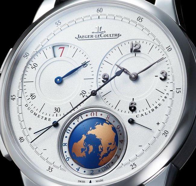 Часы Jaeger-LeCoultre Duometre Unique Travel Time – Практичная эксклюзивность в любой точке мира | LuxuriousWatches.ru