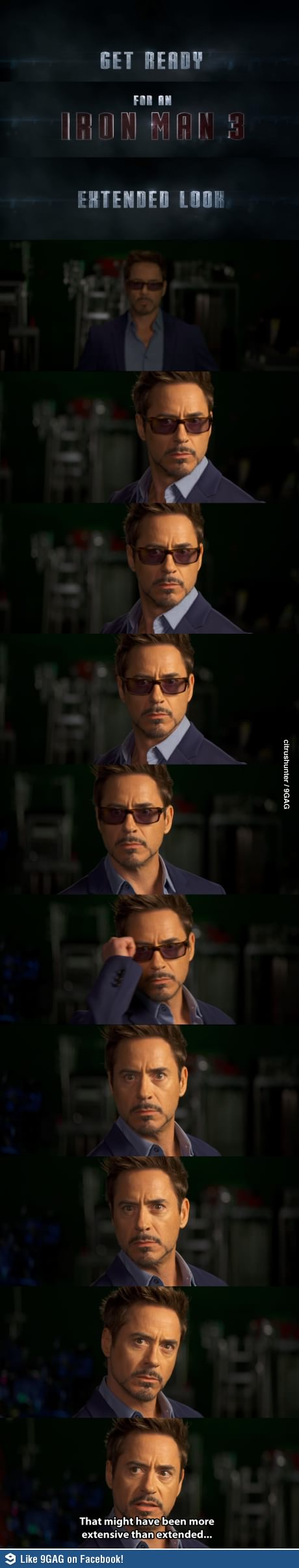 You know you enjoyed it. RDJ FTW