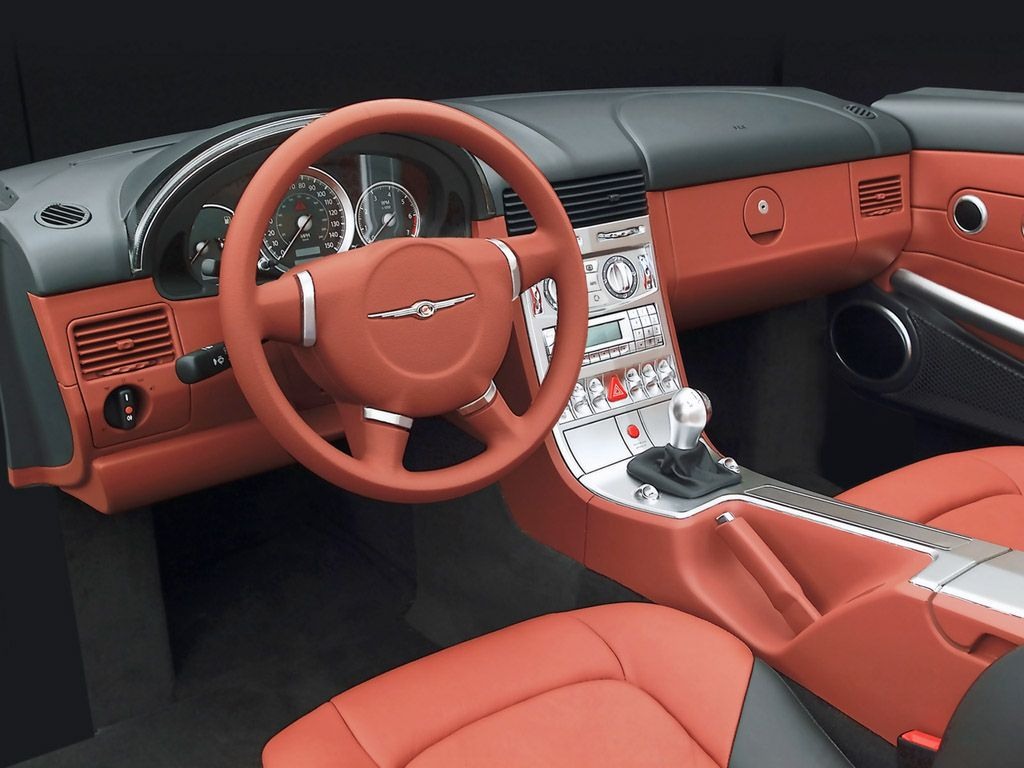 Chrysler Crossfire Steering Wheel Interior 1024x768 Wallpaper