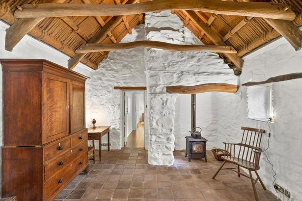 The Welsh seaside cottage for sale for the first time in