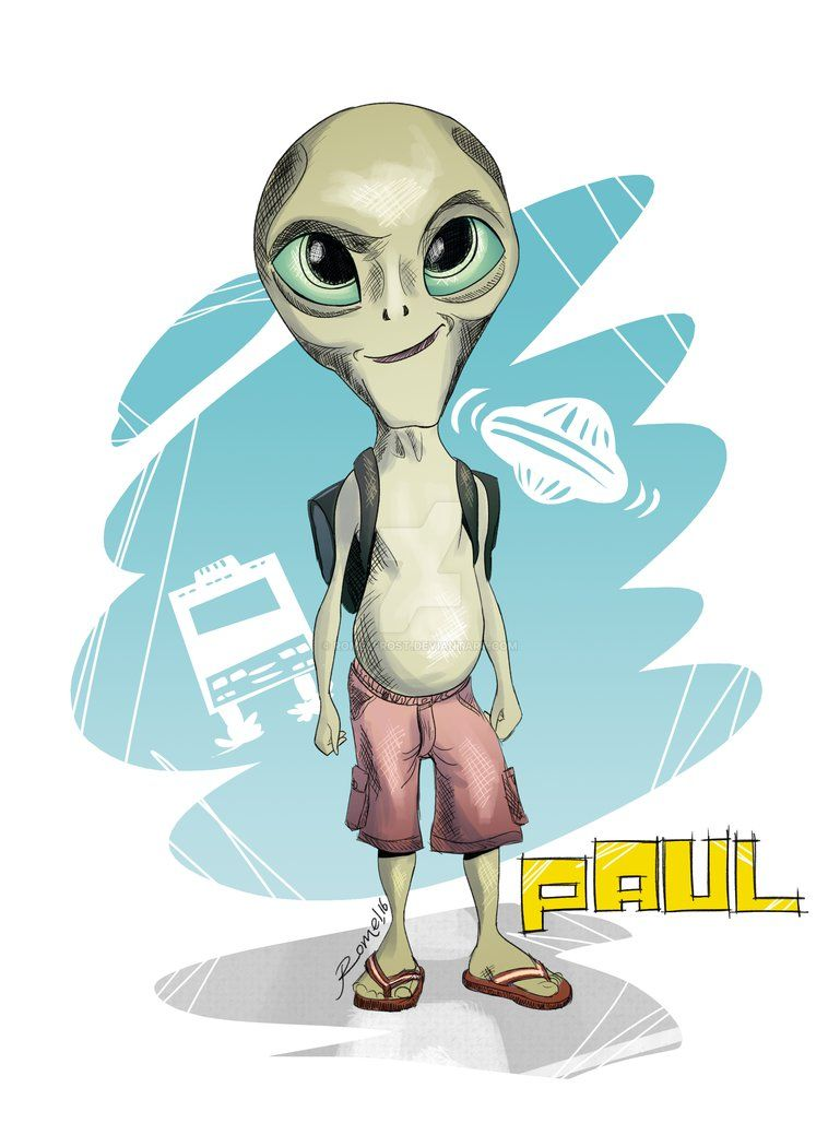 Paul By Romelfrost Art Aliens And Ufos Aesthetic Iphone Wallpaper