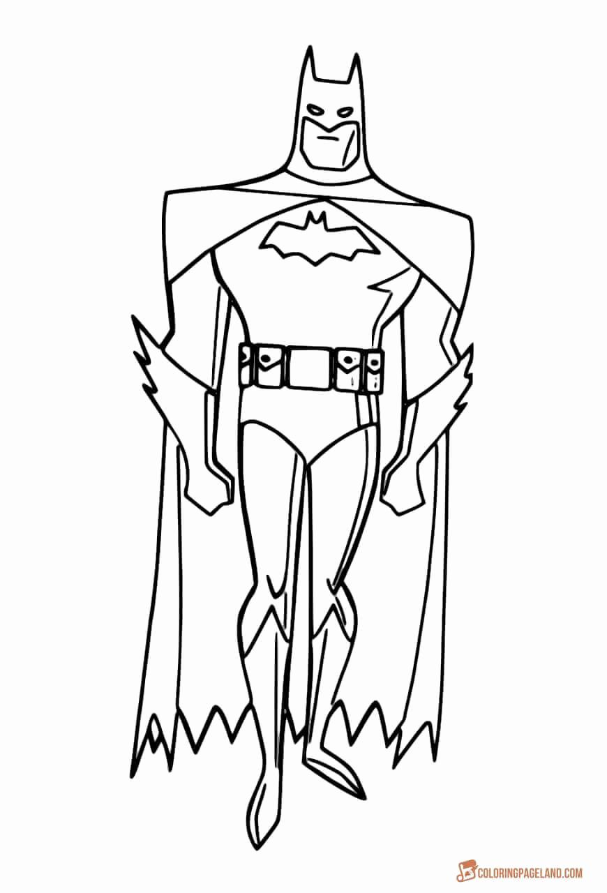 Christmas Batman Coloring Pages For Kids Batman Coloring Pages Superhero Coloring Pages Superhero Coloring