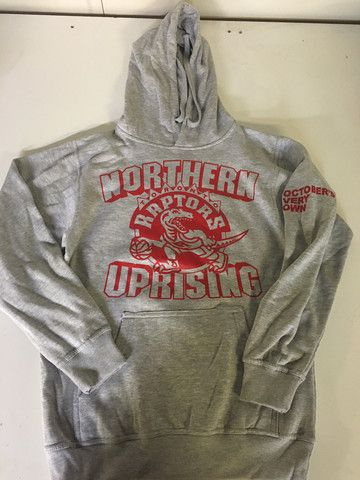 ee19a751266c Red Hot Revival Toronto Raptors Northern Uprising OVO Hoodie Playoffs…