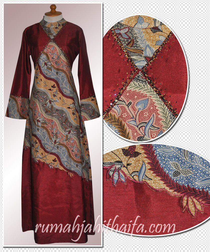 Pin By Annindya Najma On Muslimah Oke Pinterest Batik Fashion