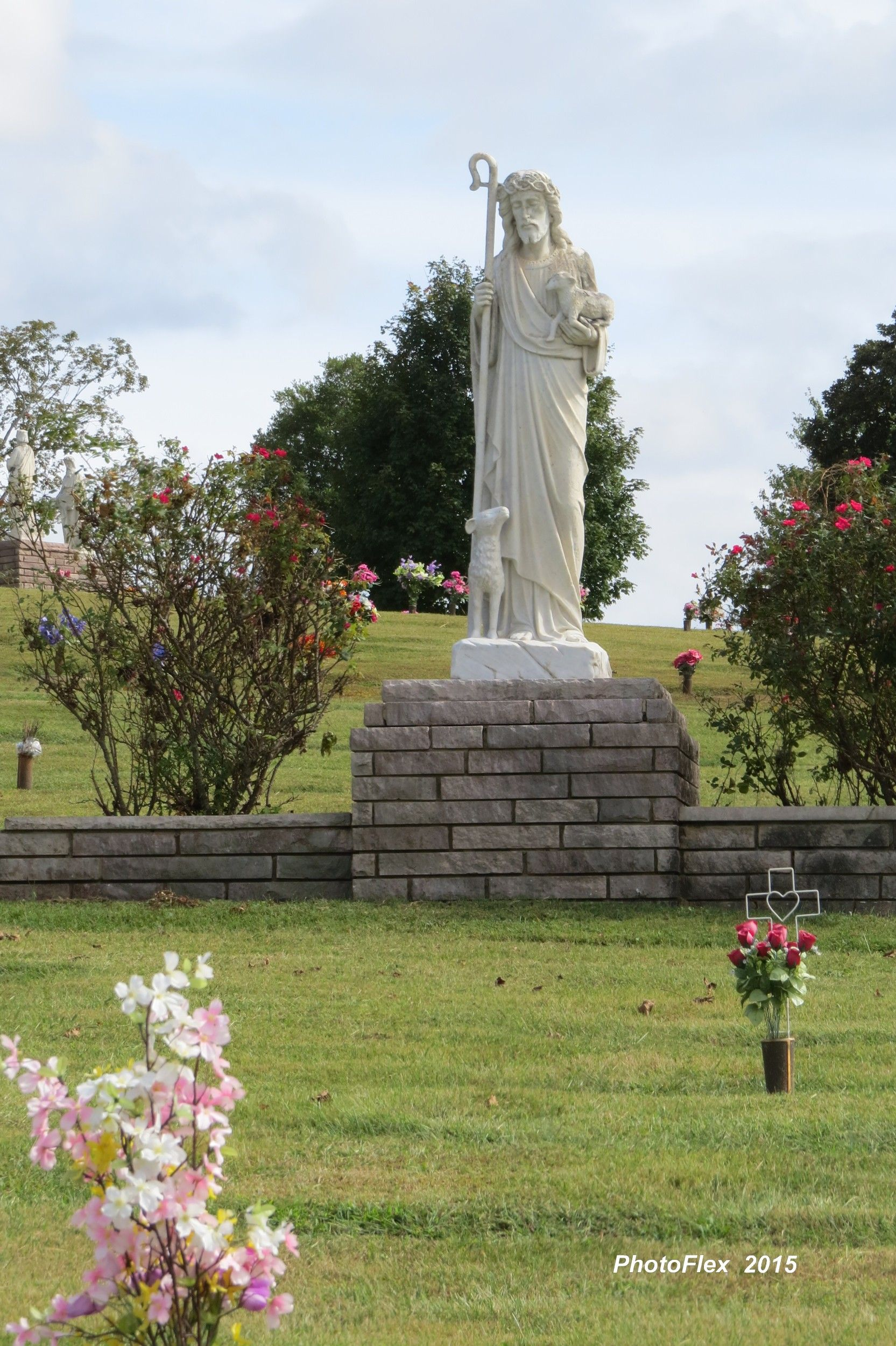 Good Shepherd Funeral Home Rome Ga - Berry highland memorial cemetery knoxville tn garden of the good shepherd