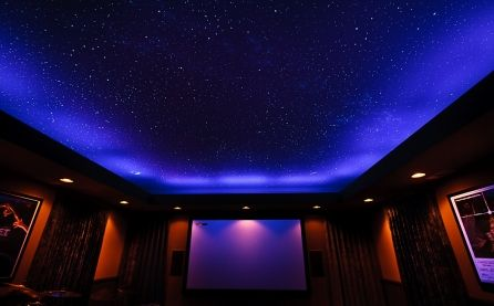 Best Way To Secure Rope Light To Carpeted Riser Lip Avs Forum Home Theater Design Home Theater Home Theater Rooms