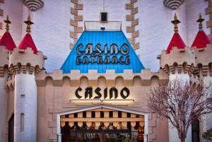 Medieval architecture in Vegas - Excalibur Hotel and Casino