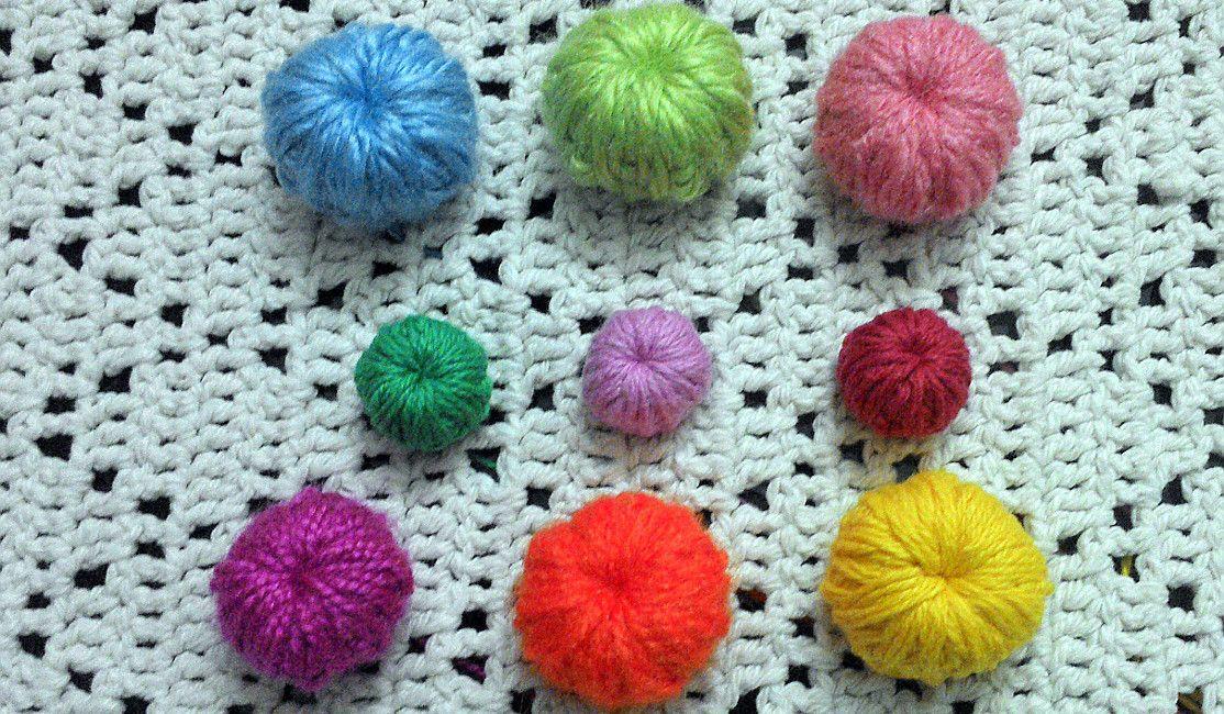 Tejer botones a crochet | costura | Pinterest | Botones, Como tejer ...
