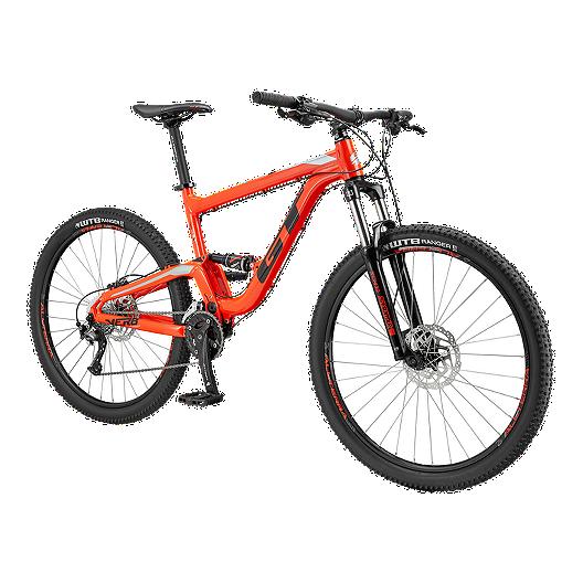 GT Verb Comp 27.5 Men's Mountain Bike 2019 Red Mens