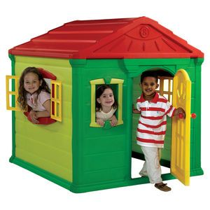 Keter Jumbo Cubby House Play Houses Cubby Houses Cubbies
