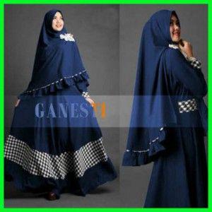 Baju Gamis Syar I